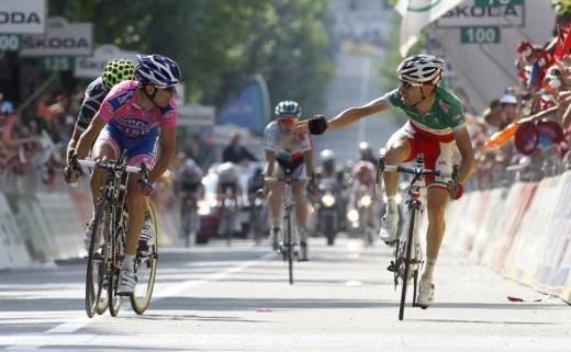 Джиро д'Италия - 2011. 17-й этап