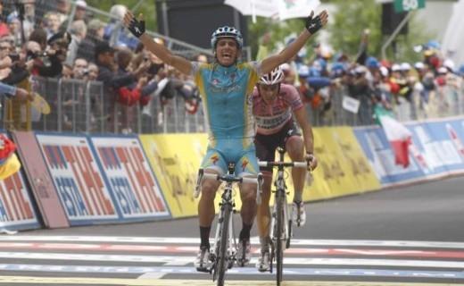 Джиро д'Италия - 2011. 19-й этап