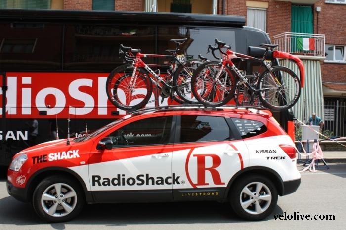 Техничка RadioShack изнутри