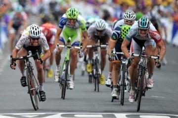 Тур де Франс-2011, 10-й этап. Photo (c) AFP
