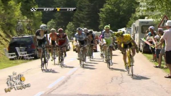 14 этап, Тур де Франс 2011