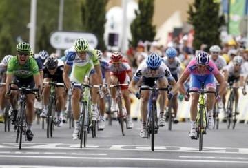 Тур де Франс-2011, 15-й этап