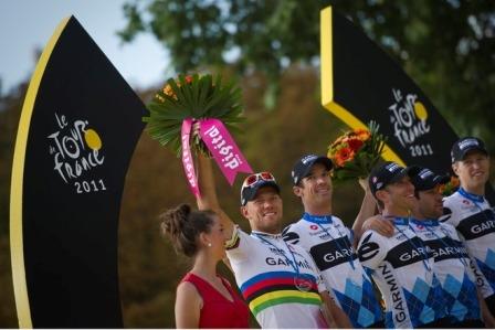 Тор Хушовд, Тур де Франс - 2011