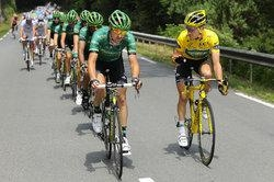 Команда Europcar. Photo (c) TDWSport