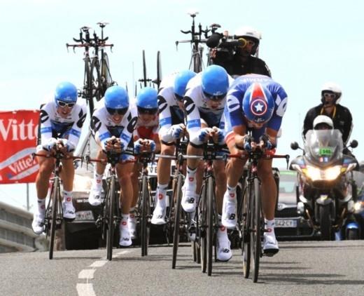 Тур де Франс - 2011, 2-й этап