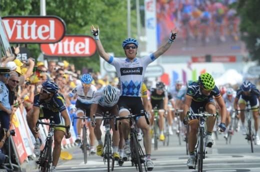 Тур де Франс - 2011, 3-й этап