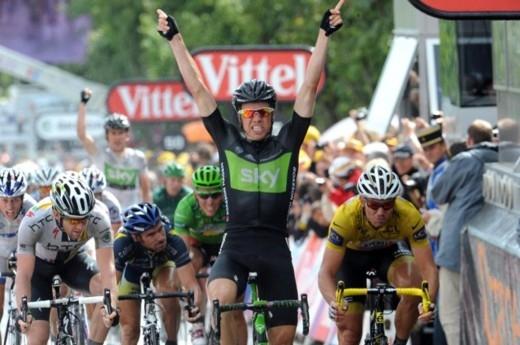 Тур де Франс - 2011, 6-й этап