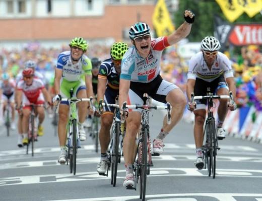 Тур де Франс - 2011, 10-й этап