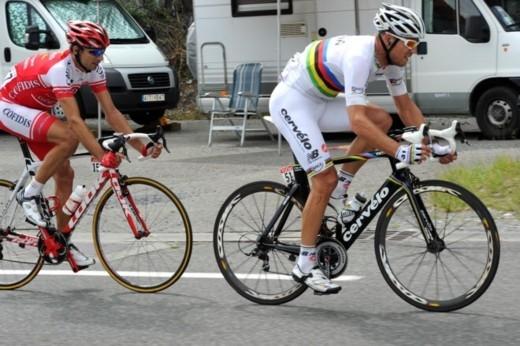 Тур де Франс - 2011, 13-й этап