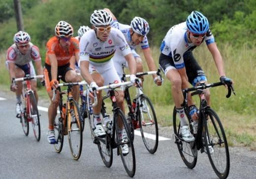 Тур де Франс - 2011, 16-й этап