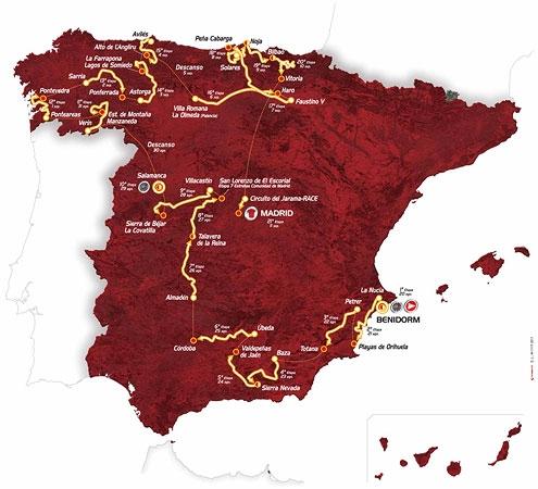 Вуэльта Испании - 2011