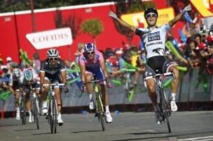 Вуэльта Испании - 2011, 16-й этап