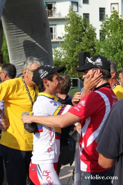 Тур де л'Авенир, последний этап