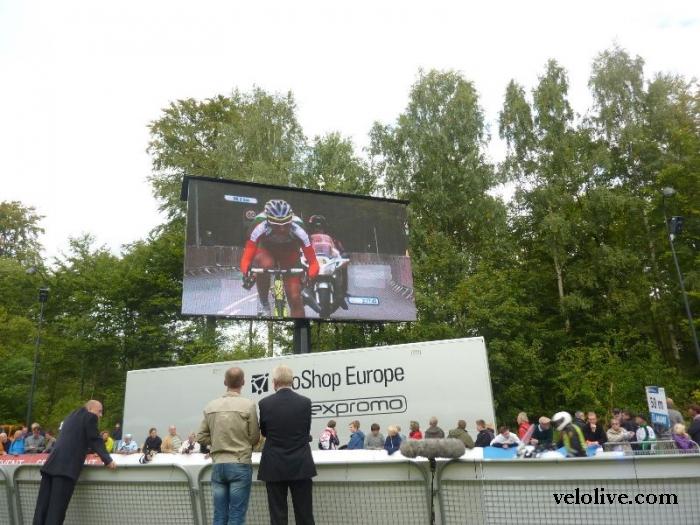 Фоторепортаж из Копенгагена: групповая гонка андеров