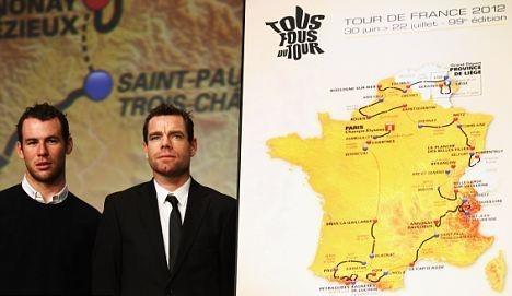 Тур де Франс 2012