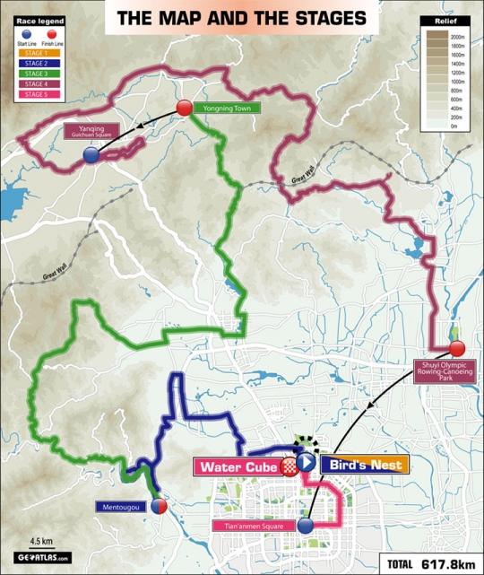 5-9 октября Тур Пекина - 2011