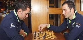 Винченцо Нибали и Иван Бассо