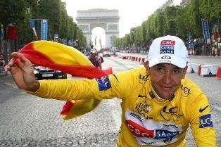 Карлос Састре, Тур де Франс 2008