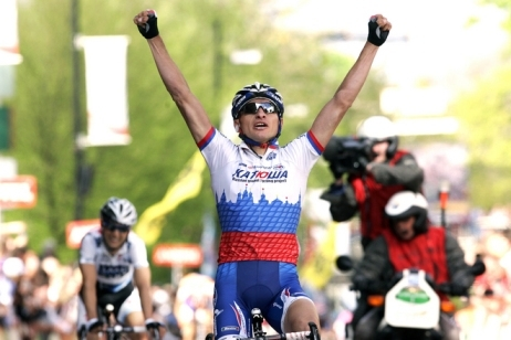 Победа Сергея Иванова на Amstel Gold Race