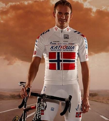 Майка Чемпиона Норвегии