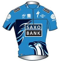 Team Saxo Bank (SAX) - DEN