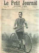 Шарль Террон, первый победитель Париж-Брест-Париж