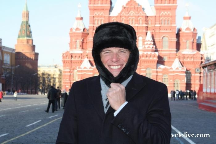 """""""Катюша"""" на Красной площади. Часть 1"""