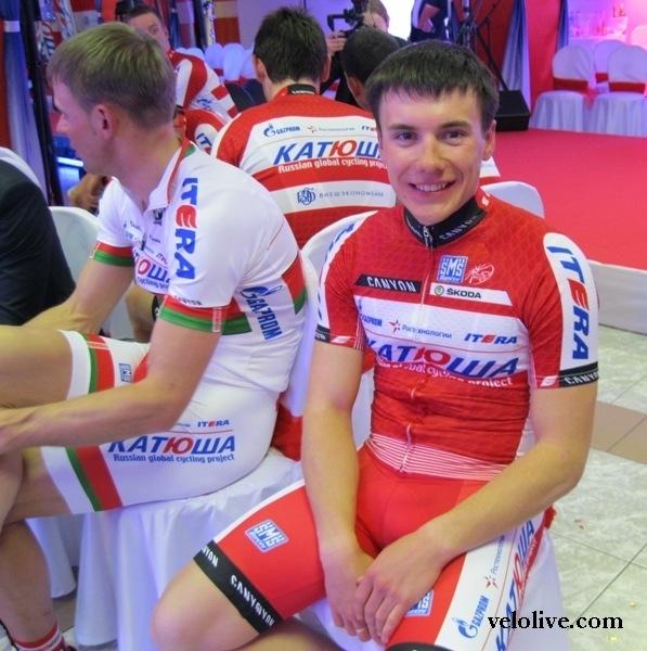 Алексей Цатевич