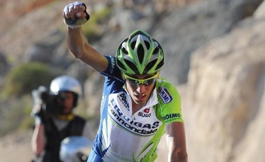 Винченцо Нибали. Photo (c) Team Liquigas-Cannondale