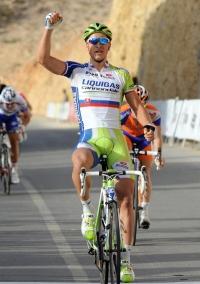 Тур Омана-2012. 2 этап