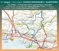 Вольта Альгарве-2012. 1 этап