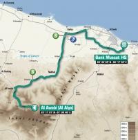 Тур Омана-2012. 3 этап