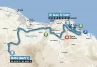 Тур Омана-2012. 4 этап