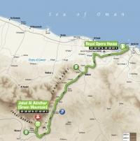 Тур Омана-2012. 5 этап