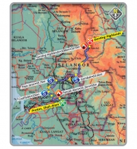 Тур Лангкави - 2012. 6 этап