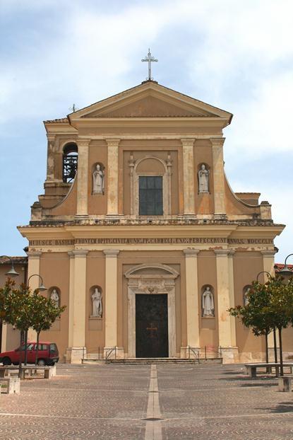 Базилика ди Сан Валентино в Терни