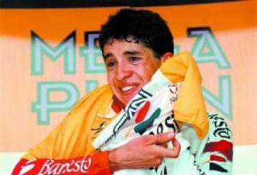 Победа Карлоса Састре на 3-м этапе Тура Бургоса-2001
