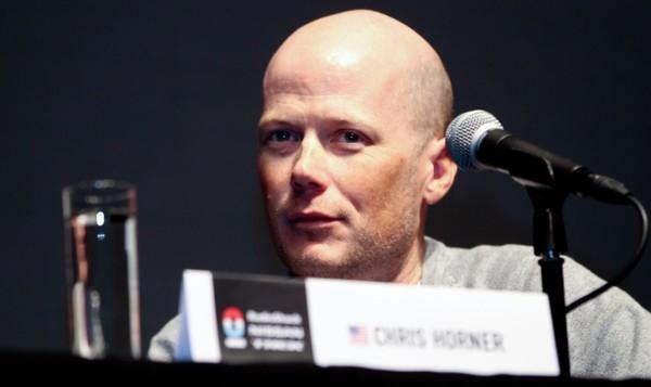 Крис Хорнер