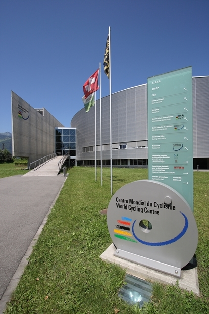 World Cycling Centre