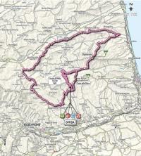 Тиренно-Адриатико-2012. 6 этап