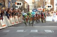 VDK-Driedaagse De Panne - Koksijde 2012. 1 этап