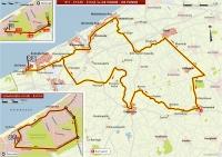 VDK-Driedaagse De Panne - Koksijde 2012. Этап 3a