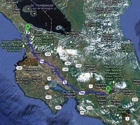 Возможный маршрут Классики Сан-Себастьяна - 2013