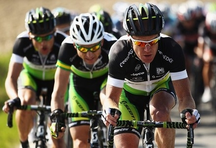 GreenEDGE, photo Getty Images