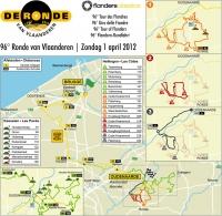 Тур Фландрии-2012