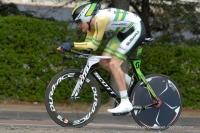 Circuit Cycliste Sarthe - Pays de la Loire 2012. 3 этап