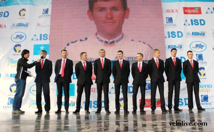 Гран-При Донецка - 2012. День первый