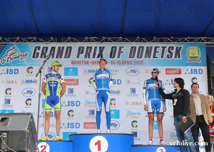 Гран-При Донецка – 2012. День второй