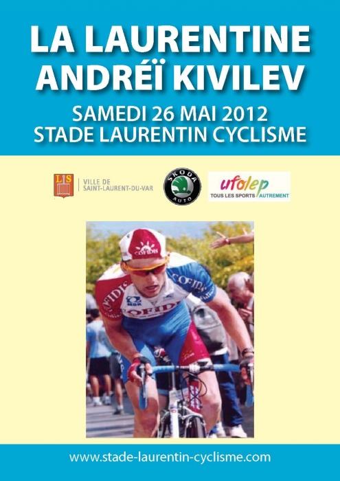La Laurentine Andrei Kivilev - 2012:  гонка памяти Андрея Кивилева