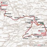 Tour de Romandie 2012. 2 этап